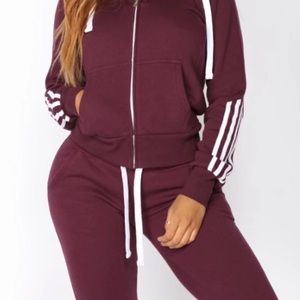Lover Lounge Hoodie and Jogger